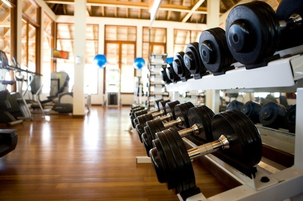 De sportschool